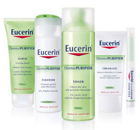 mY RaiNBowy STaTe of MiNd  My Eucerin - Dermo Purifyer REVIEW 6a694a97dac