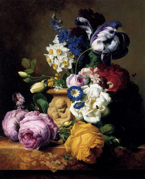 36786125_Node_Charles_Joseph_Roses_Tulips_Morning_Glory_Delphinium