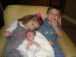 MADELEINE, HARRISON, & CHARLOTTE