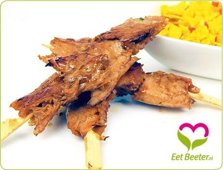 Beeter is weer een ander bedrijf dat producten levert aan de Vegetarische Slager. Hier ben ik niet geweest. Ik was bij Meatless in Goes.