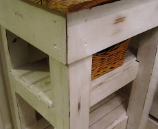 Built Farmhouse Kitchen Island