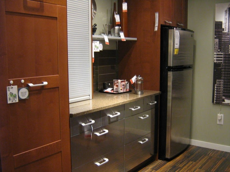 Pictures Of Ikea Kitchens Ikea Kitchen Cabinets Stainless Steel Warm Wood