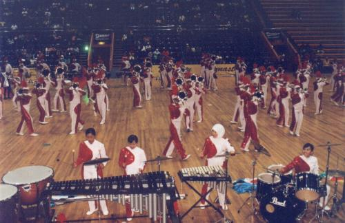 Marching Band Universitas Indonesia (MBUI)