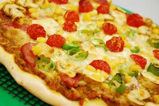 Lahmacun mu, pizza mı?