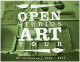 PARTICIPANT OF OPEN STUDIOS ART TOURS