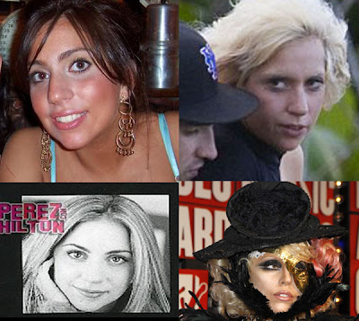 lady gaga no makeup 2010. May 25, 2010 20:38:10