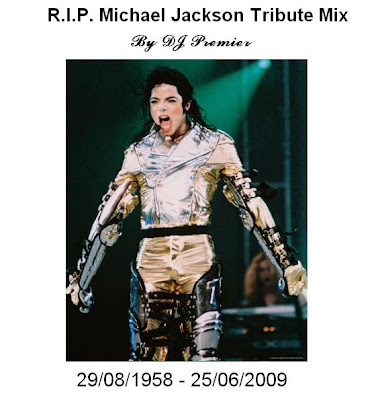 "Mixtape DL: DJ Premier ""Michael Jackson Tribute"" Mix"