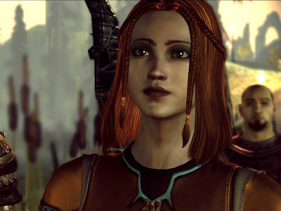 "Anyway, there is no ""Dragon Age: Origins Nexus"", like there's an Elder"