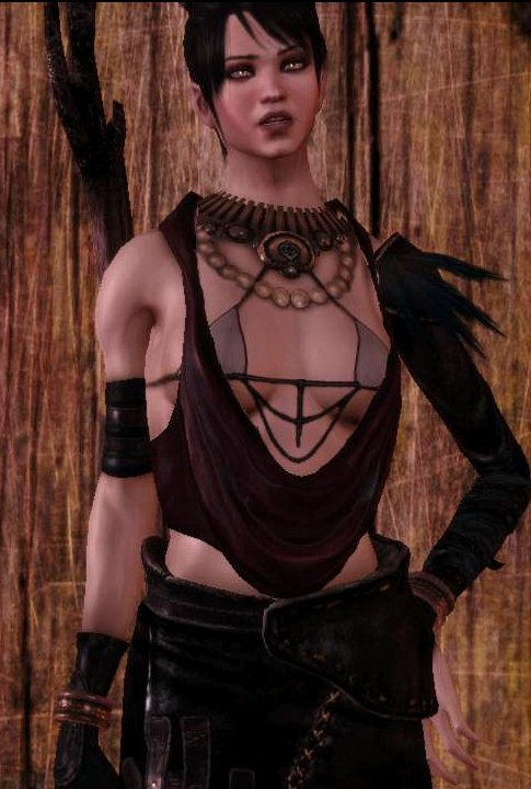 dragon age origins morrigan romance. I guess she's hoping to distract that