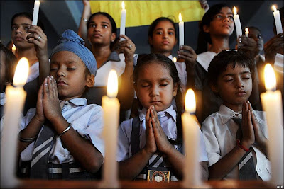 Image result for indian children and peace