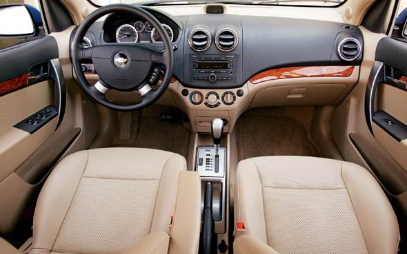 Chevrolet Aveo Family y Aveo Sedán / Aveo @ctivo Sedán 2011, precios