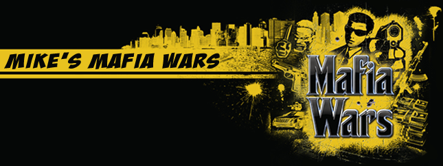 Mafia Wars Banner Mike's Mafia Wars