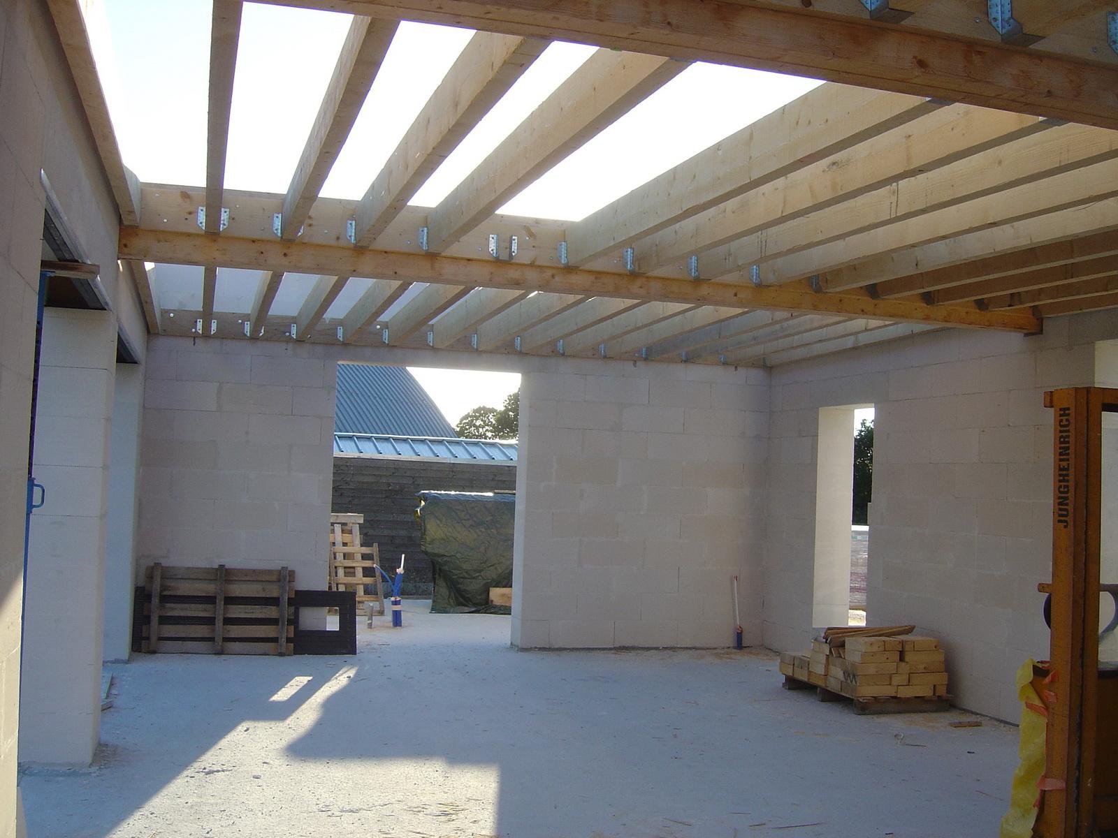 La mob cellulaire le beton cellulaire - Construction beton cellulaire ...