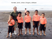 Con mis niños de Costa Rica