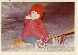 Fai della Paganella :prime sciate di Max