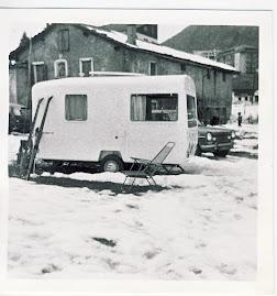 La mia prima roulotte Aprica 1974