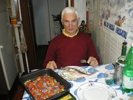 Cena con Pagello Corso 2008