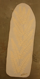 fern-leaf-panel-after-bisque-firing