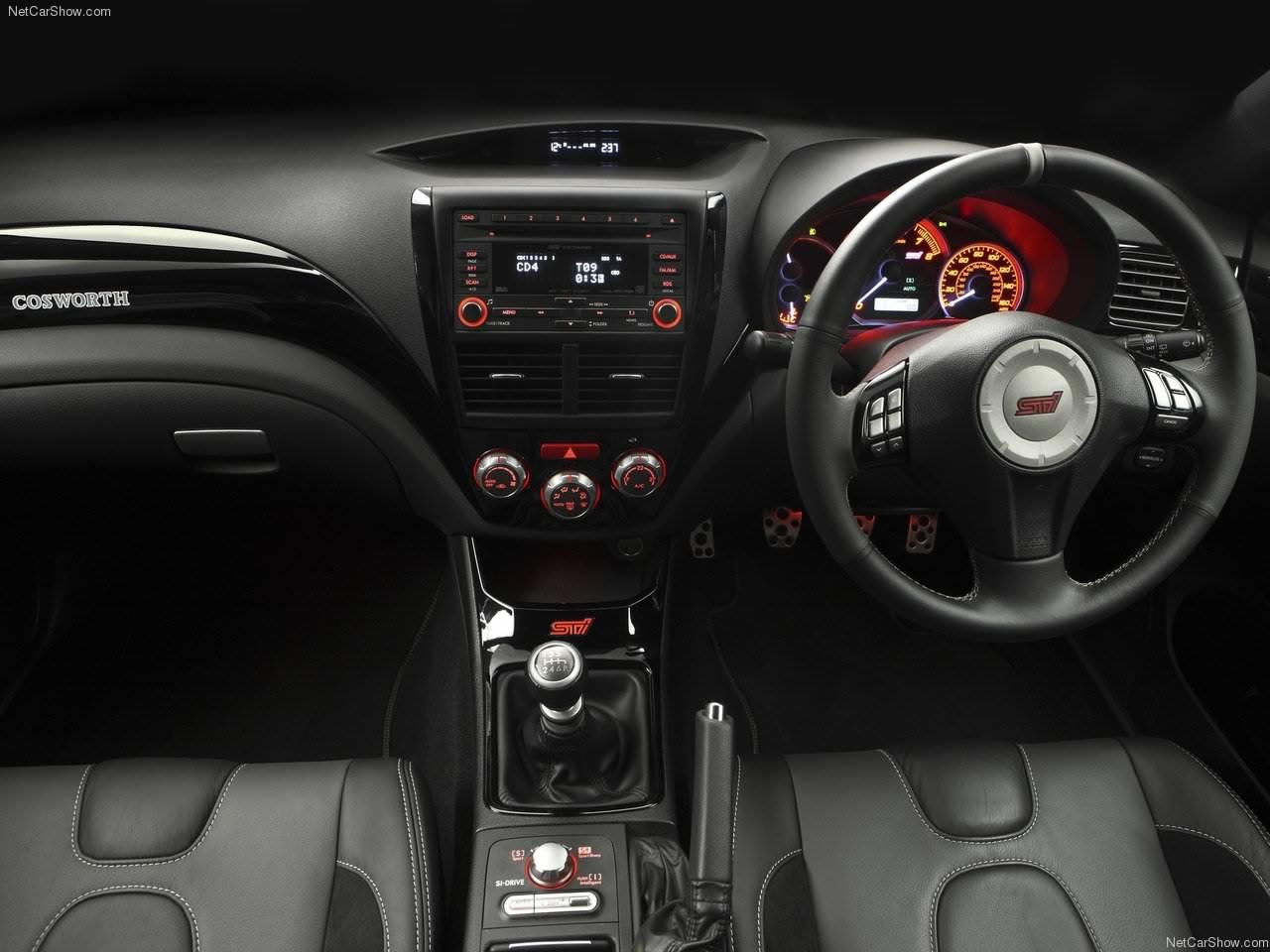Subaru - Auto twenty-first century: 2011 Subaru Impreza STI