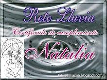 """""""Reto lluvia del blog de Najma"""""""