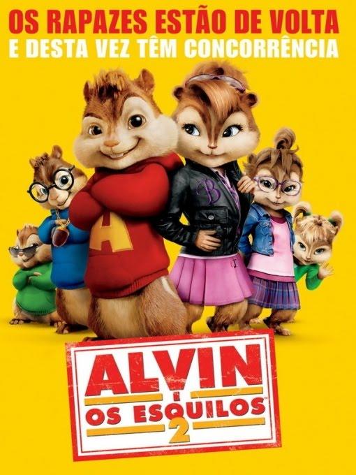 Alvin e Os Esquilos (Dublado)
