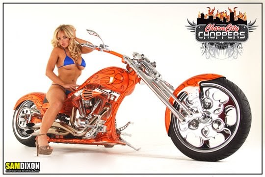 Charm City Choppers Blog: Timonium Motorcycle Show 2009