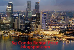 About Singapore Condo rental prices: