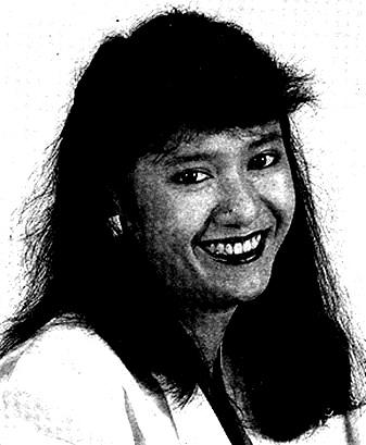 Rambut Indah Christine Panjaitan