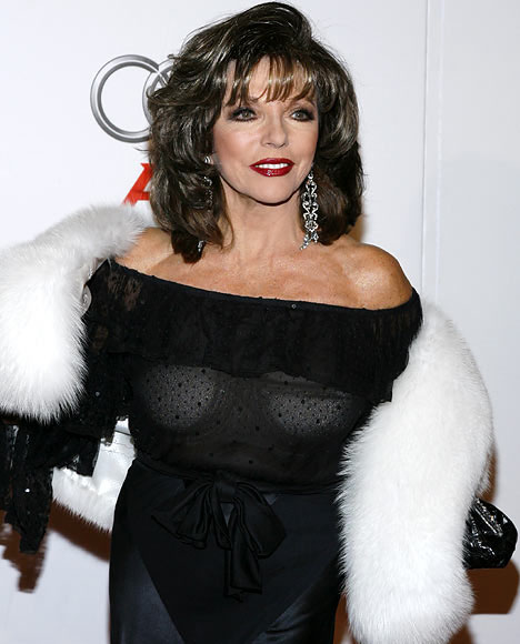 playboy Joan collins