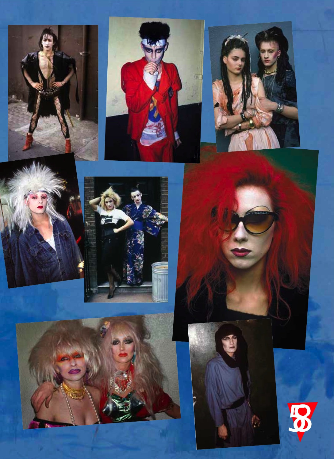 Punk fashion in the 70s 26