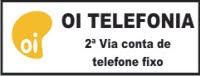 Conta de Telefone e Velox