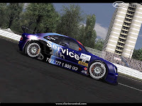 Preview rFactor mod DTM 2002
