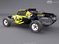 imagenes coche mod rFactor EWOR Evolution
