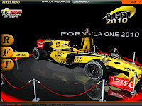F1 2010 RFT para rFactor