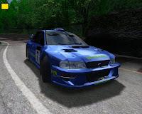 mod Subaru WRC para rFactor