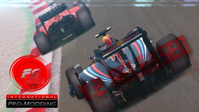 promoción F1 FSone rFactor