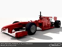 imagenes F1 LMT 2010 para rFactor