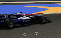 LMT F1 2010 rFactor F1 mod