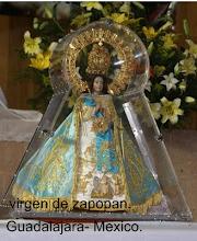 Que la Virgen bendiga tus días.