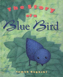 The story of a blue bird