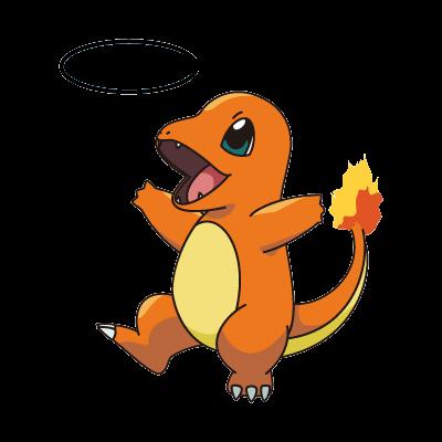 charmander, pokemon, anime, animais, monstros, fogo, chama, animal de fogo, anime japonês