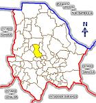 El Municipio de Cuauhtémoc en el Estado de Chihuahua