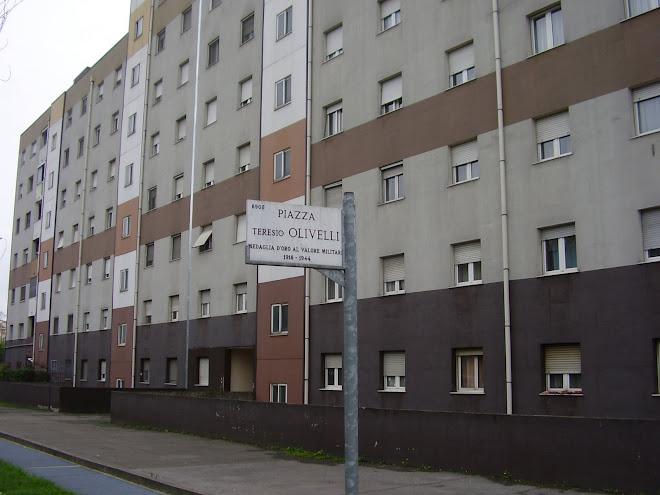 Piazza Olivelli Ex Via delle Forze armate 179 Centro x Giovani!