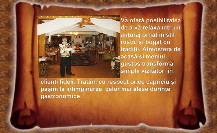 RISTORANTE_ TRADIZIONALE _CHISINAU - MOLDOVA