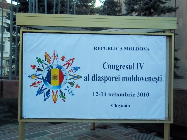 CONGRESUL IV AL DIASPOREI 2010