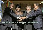 Patria si, Colonia, NUNCA MAS!!!