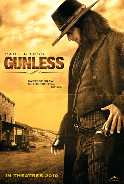 Gunless (2010) 480p BluRay x264