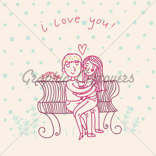 Cartoon Couple Quotes. QuotesGram