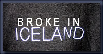 Broke in Iceland image