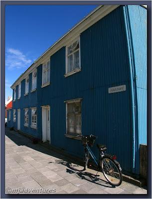 Isafjordur_House